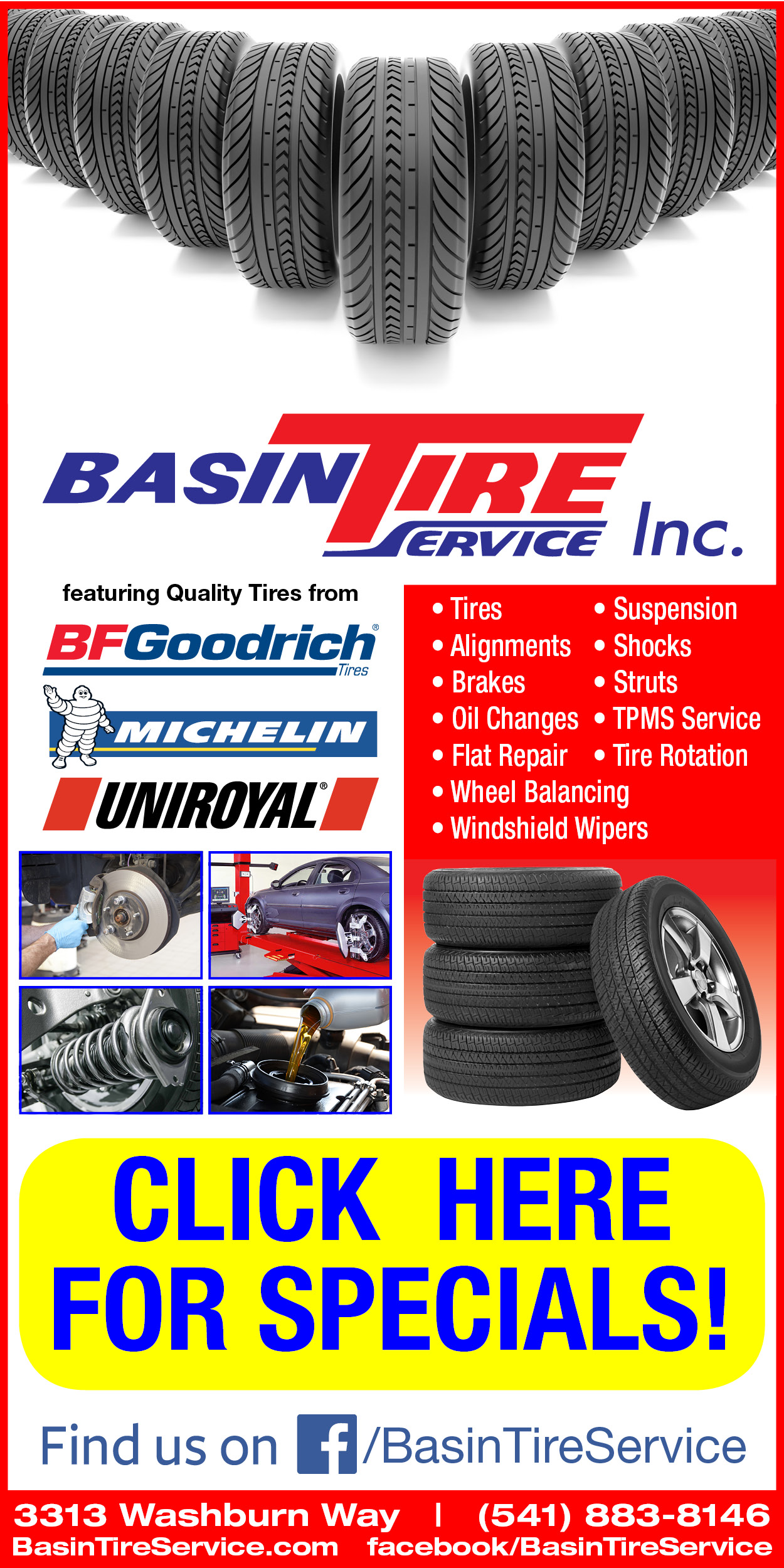 Auto Dealers Services Basin Life