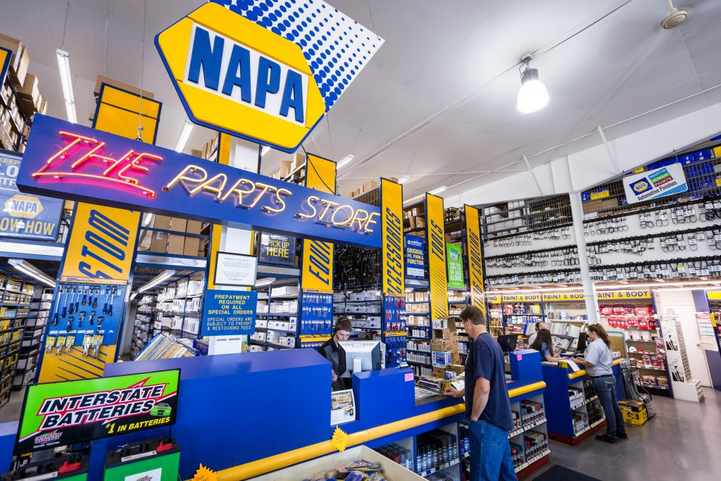 Napa Auto Parts Klamath Falls Where The Professionals