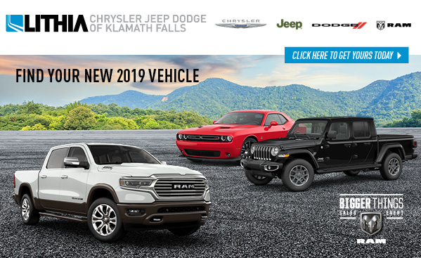 Lithia Chrysler Jeep Dodge Ram Specials For June And