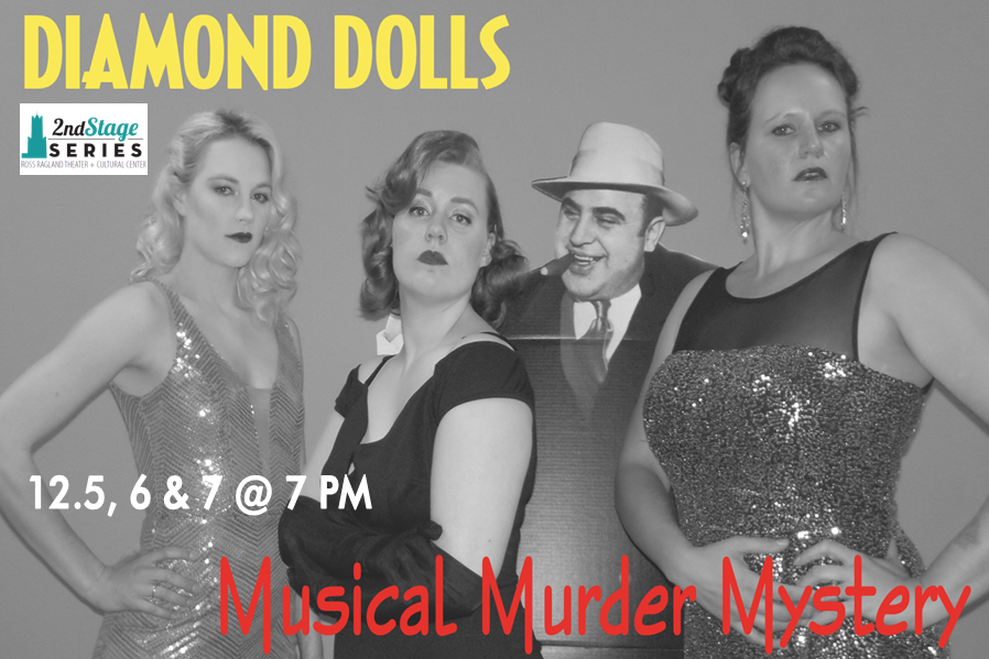 dimond dolls musical mystery theater